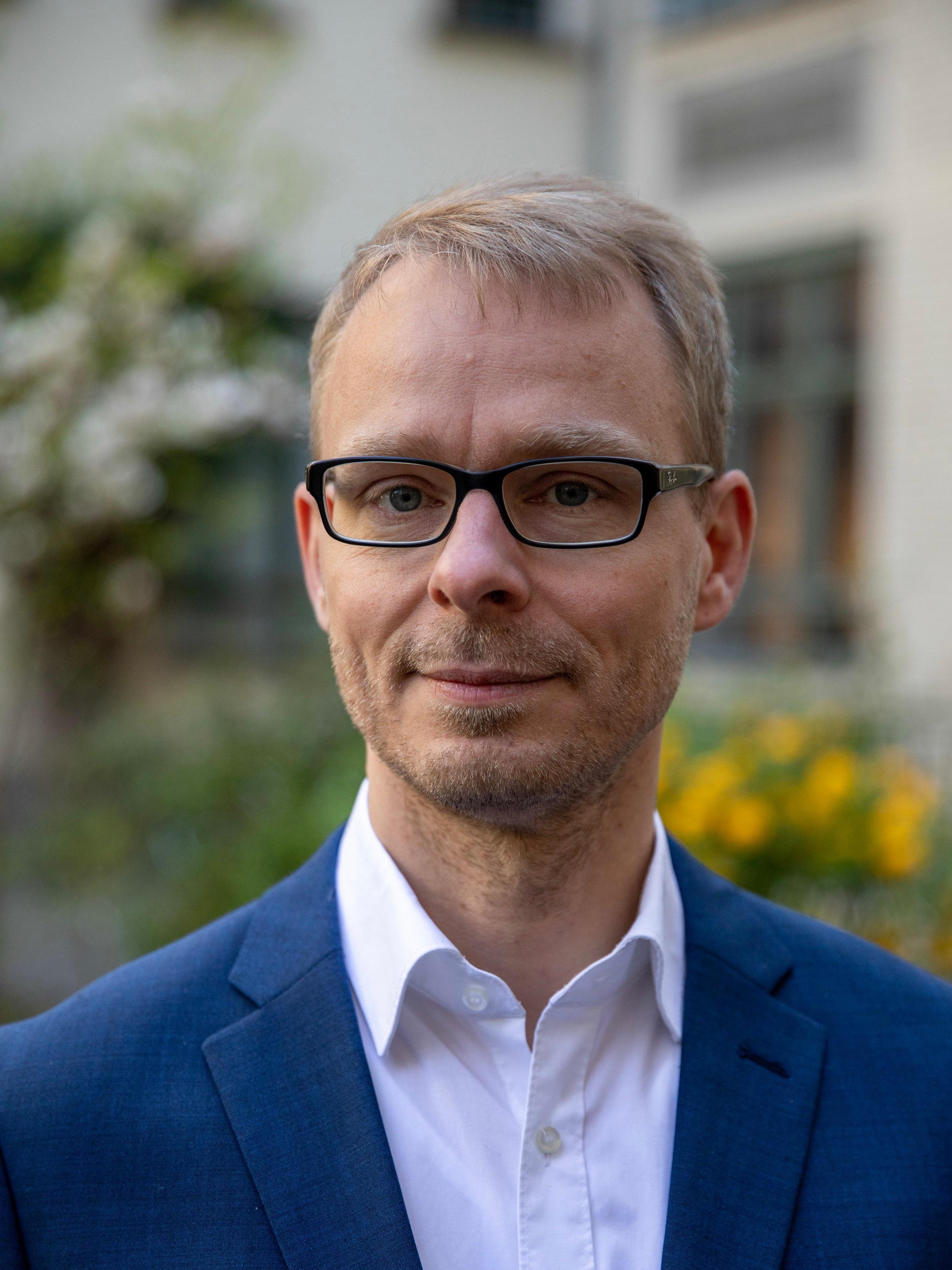 Andreas Rieger, Partner     Meet Andreas