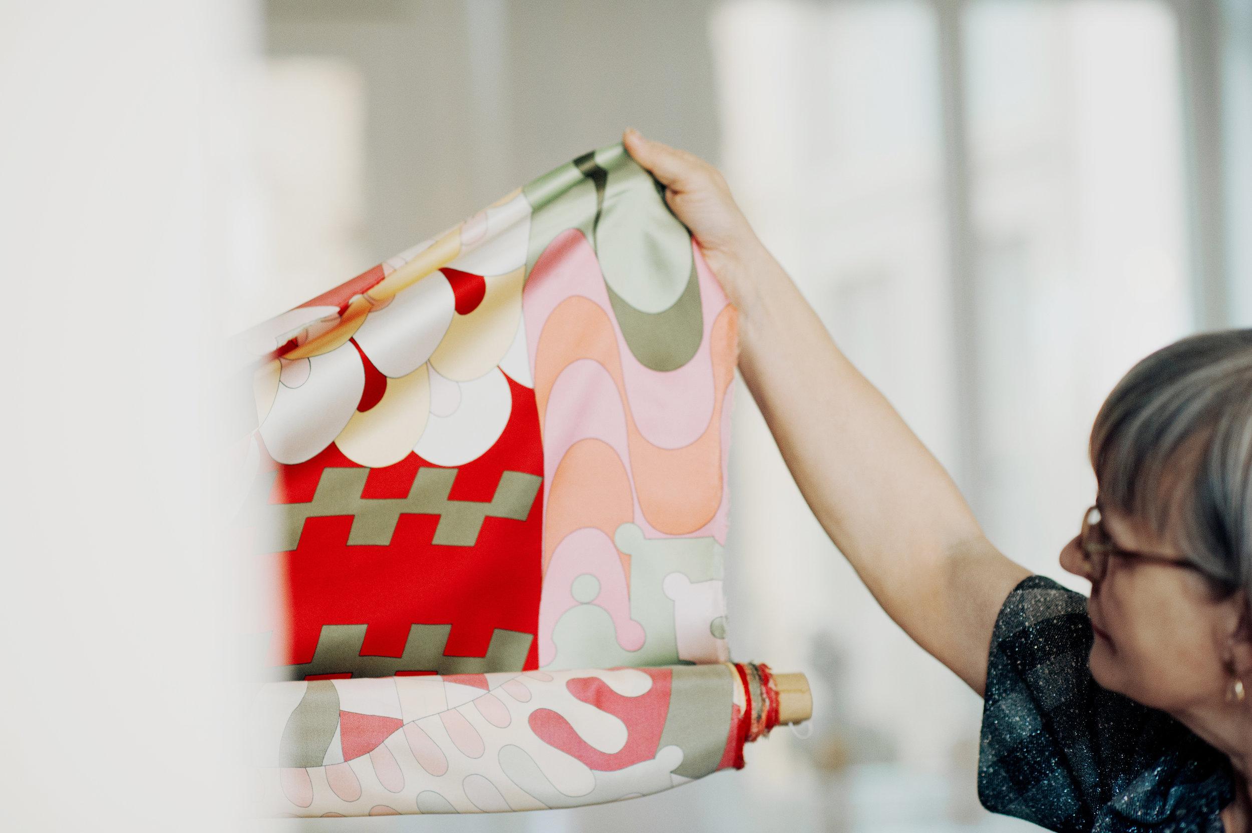 fabrics -