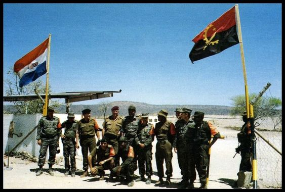 Theme : The Angolan civil war (1975-2002) and the importance of foreign intervention