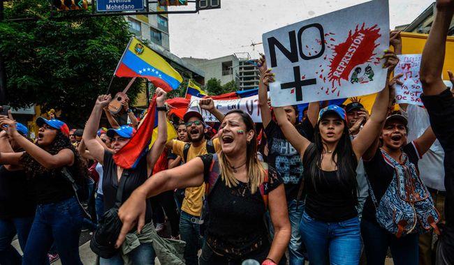Theme : The Venezuelan crisis
