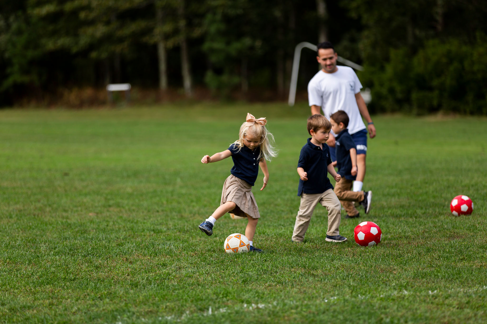 11:00AM RECESS OR LARGE MOVEMENT GAMES