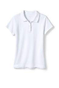 02Girls Short Sleeve Feminine Fit Mesh Polo Shirt.jpg