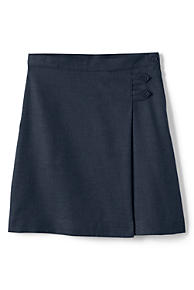 12Girls Solid A-line Skirt Below the Knee.jpg