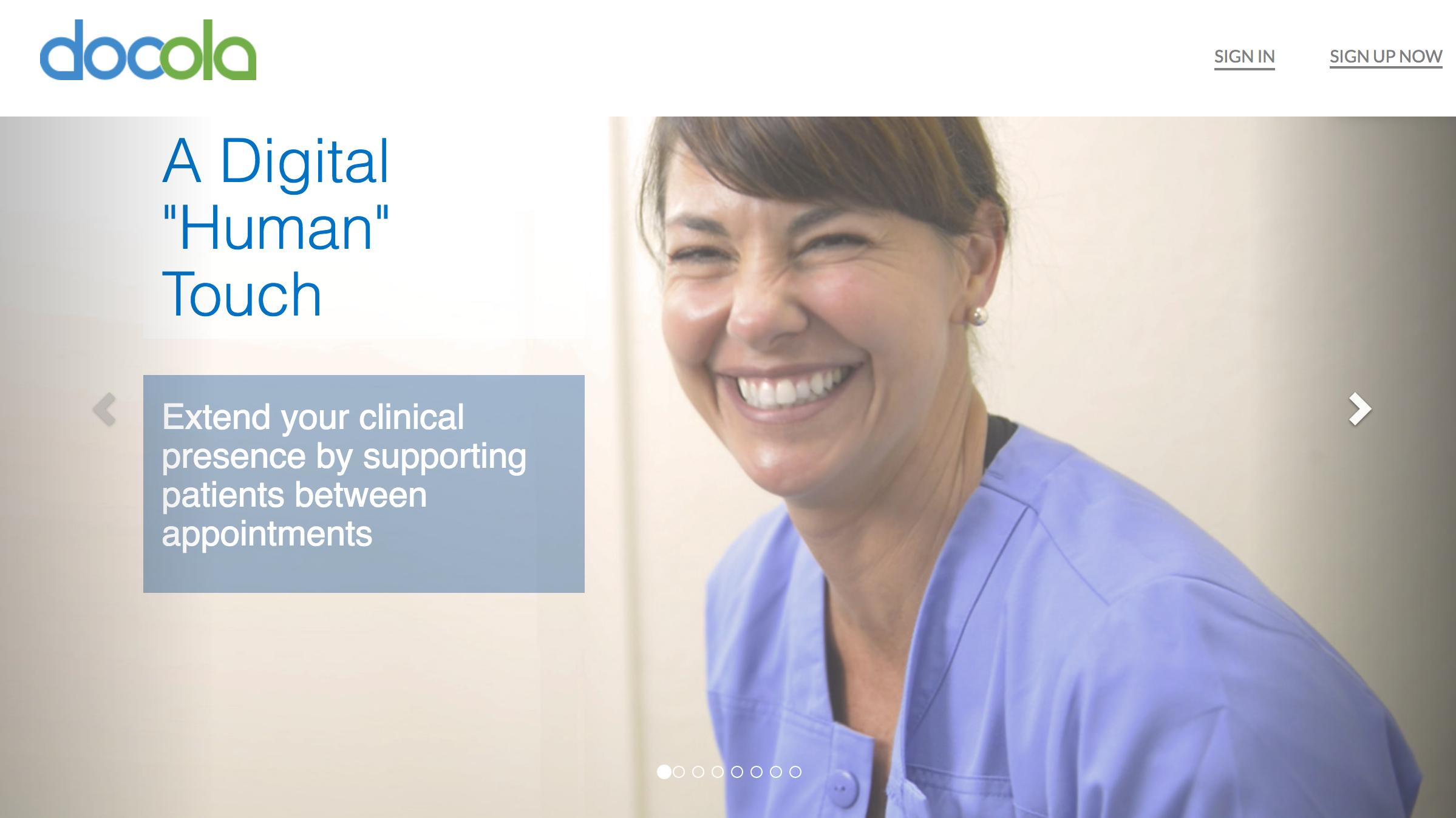 Private, HIPAA Compliant Patient-Provider Communication Platform - www.docola.com
