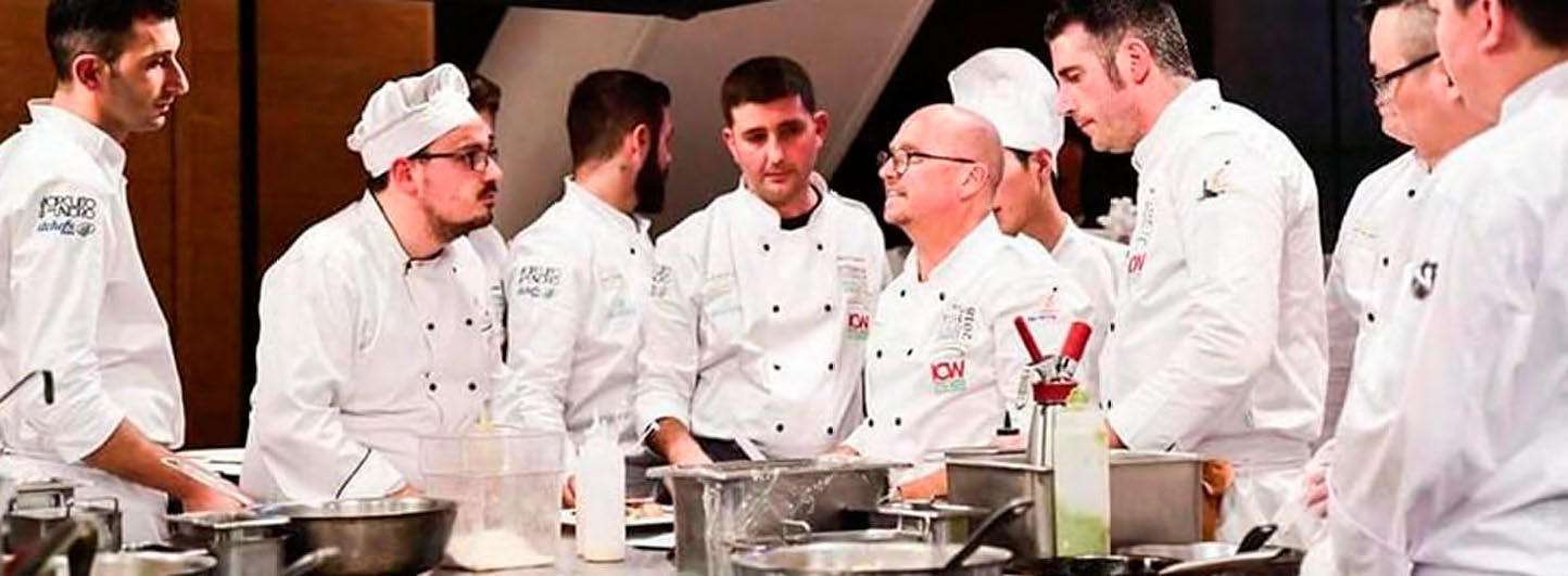 Professional Development - Complimentary participation provided to one delegate representing the Restaurant to the Melius Congress in Italy in the occasion of the Italian cuisine in the World Forum. Complimentary A/R ticket and hotel (conditions apply)Participation to the Congress includes professional development opportunities and networking with producers of Italian food and hospitality related equipment