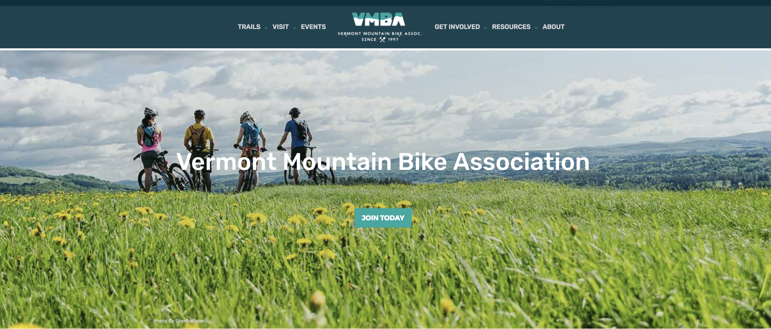 Vermont Mountain Bike Association - Contributing Photographer