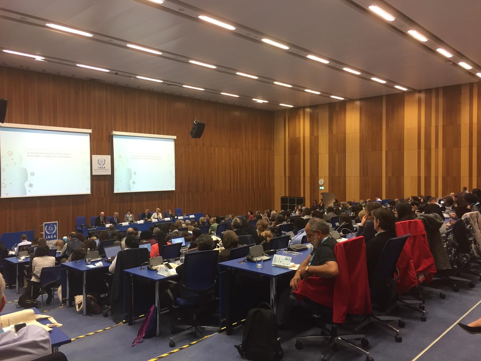 Body Surface Translations at IAEA