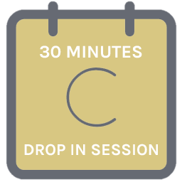 Drop In Session(30 Minutes) -