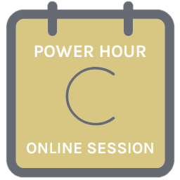 Online Session(Power Hour) -