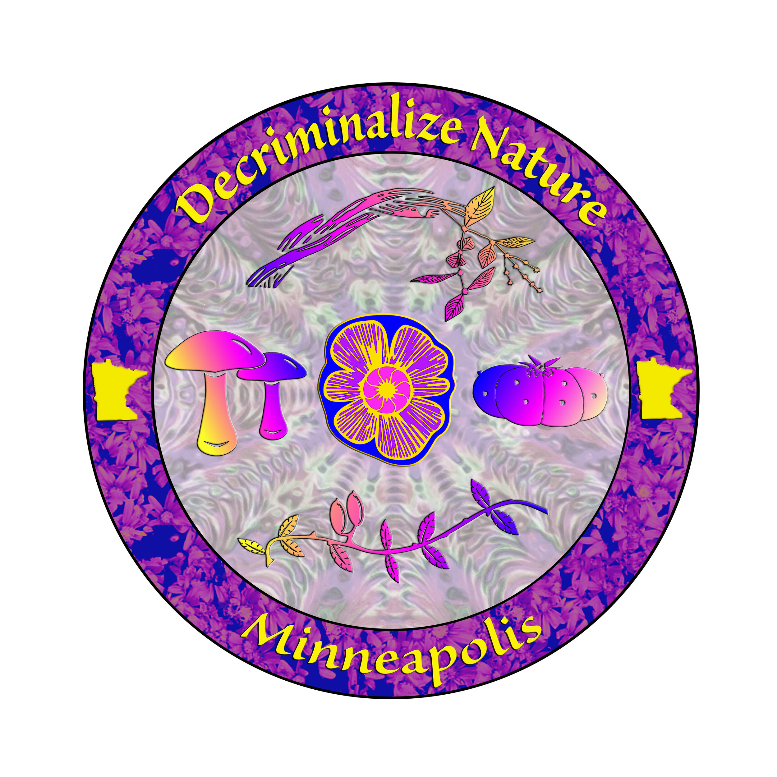 Help us decriminalize psychedelic plants and fungi! - Decriminalize Nature Minneapolis is working to promote the wellness of individuals through the decriminalization of entheogenic plants and fungi. Removing criminal penalties for these healing substances will help improve the physical, mental, and emotional health of our community.