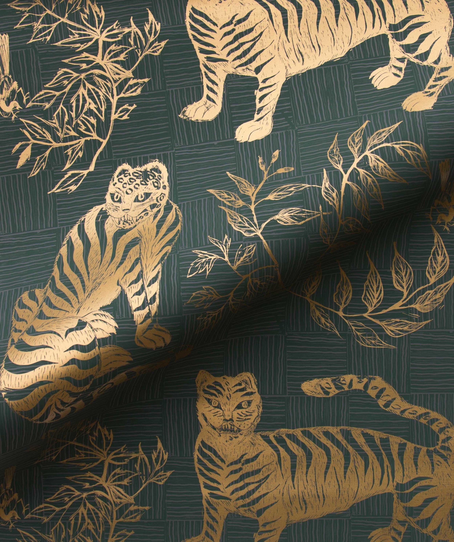 Tiger & Magpie