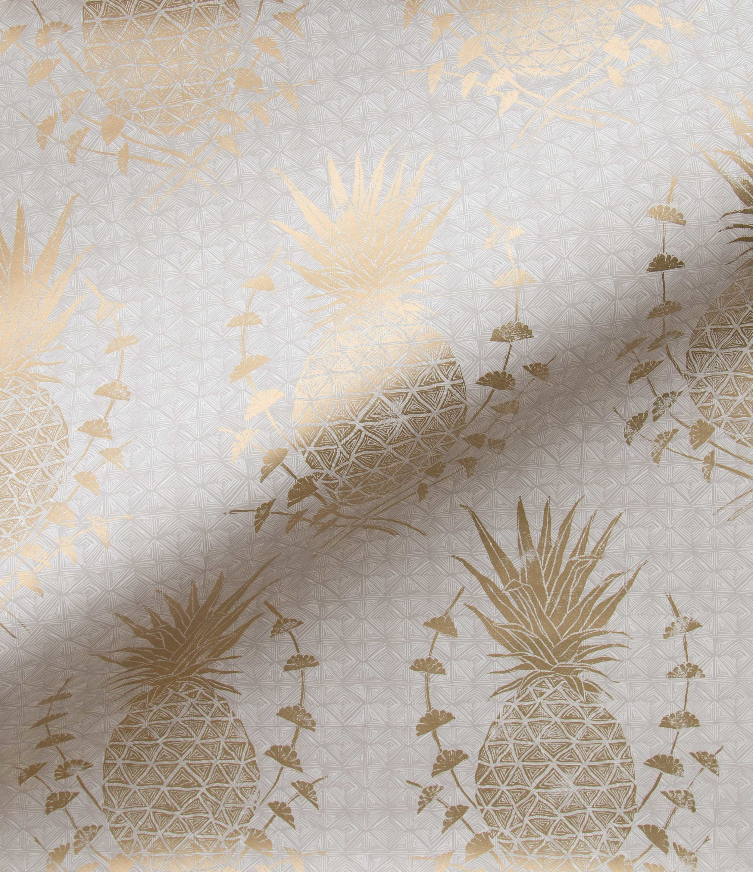 Royal Pineapple in Gold, SL210-02