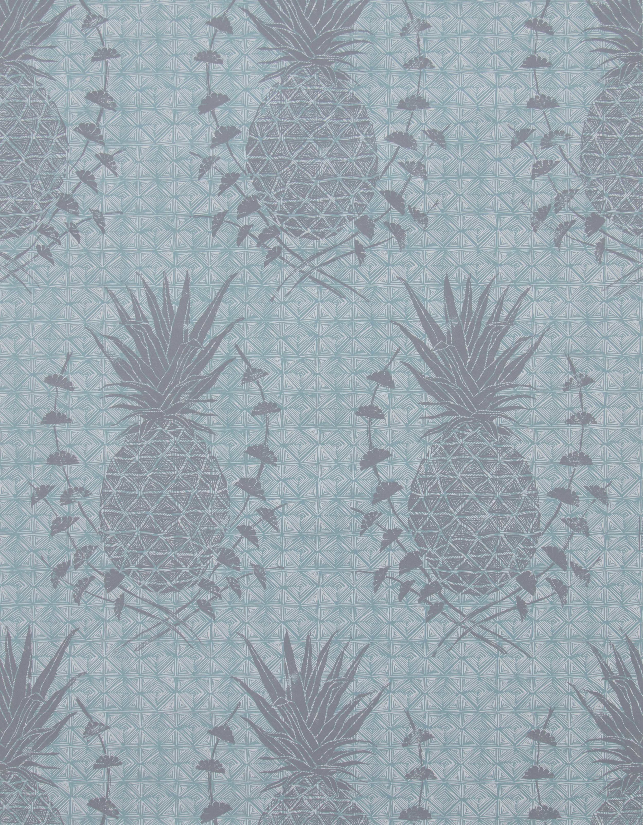 Royal Pineapple in Celadon, SL210-04