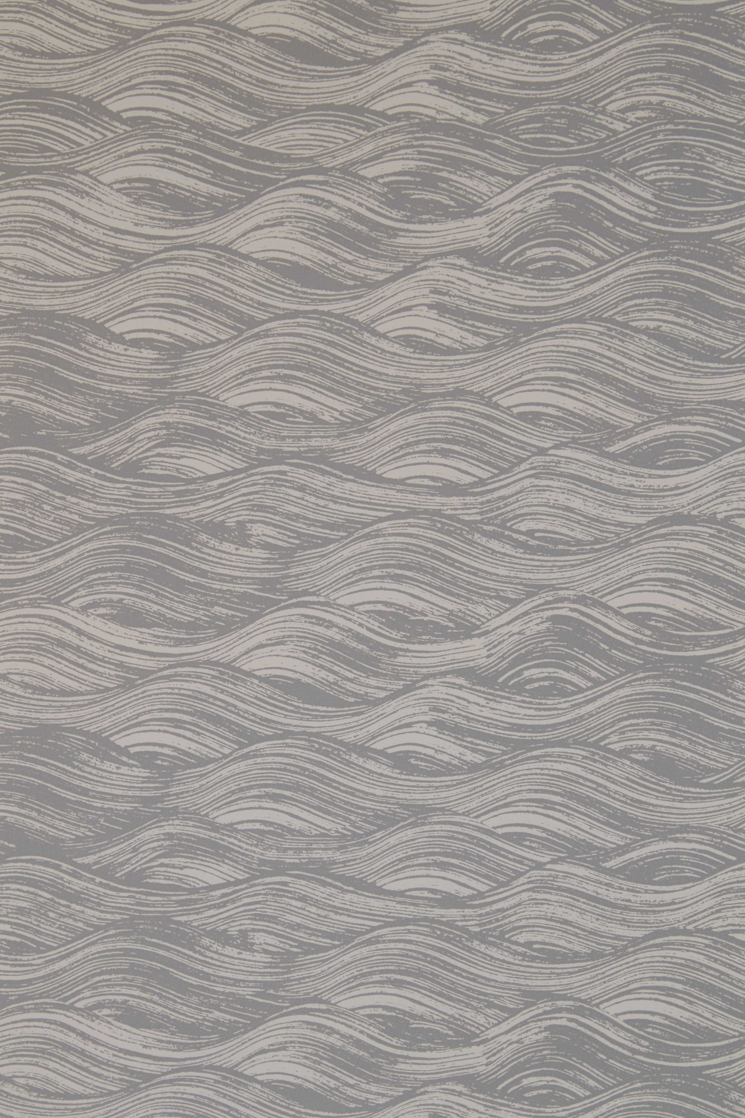 Painted Wave in French Grey, SL160-04