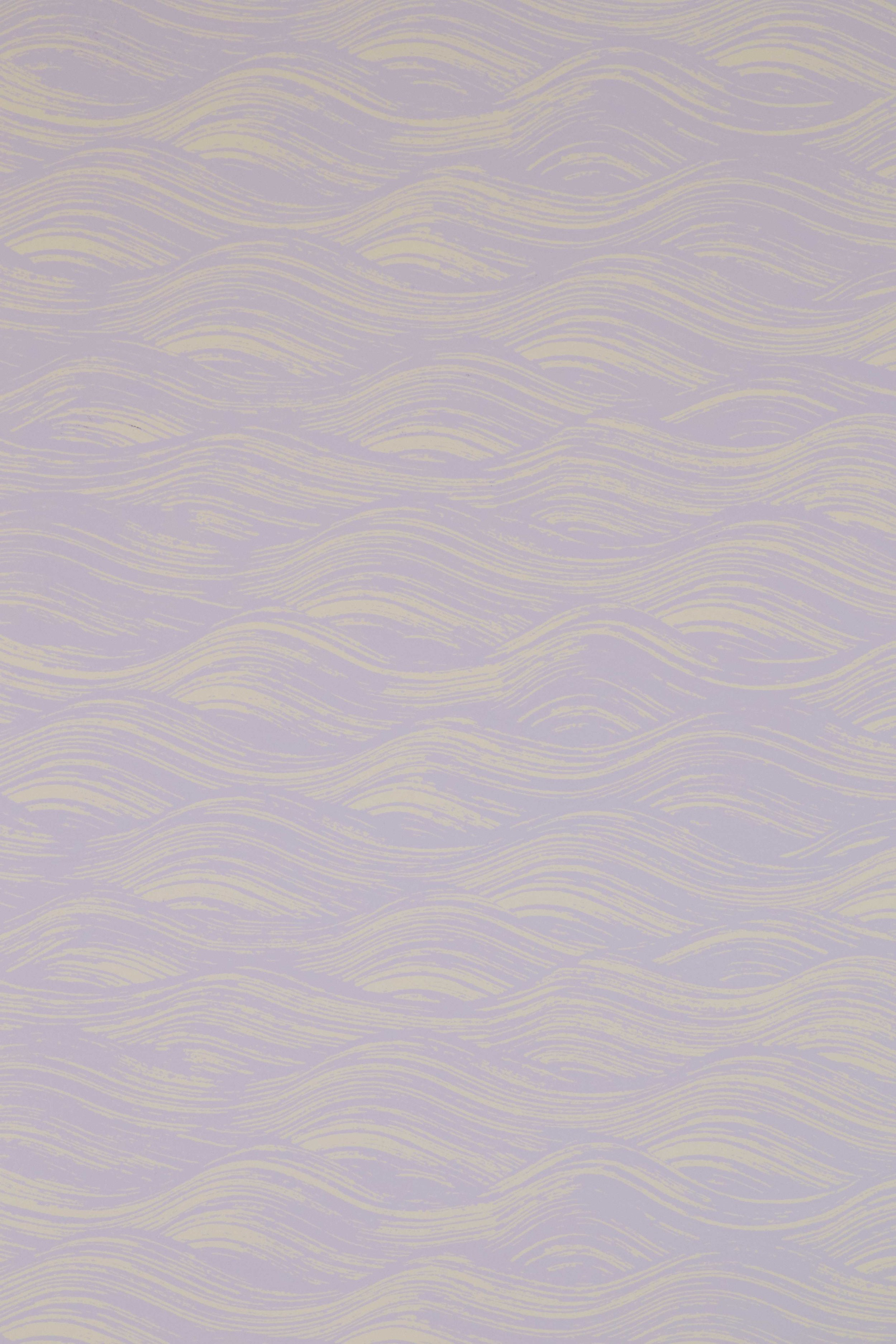 Painted Wave in Lavender, SL160-08