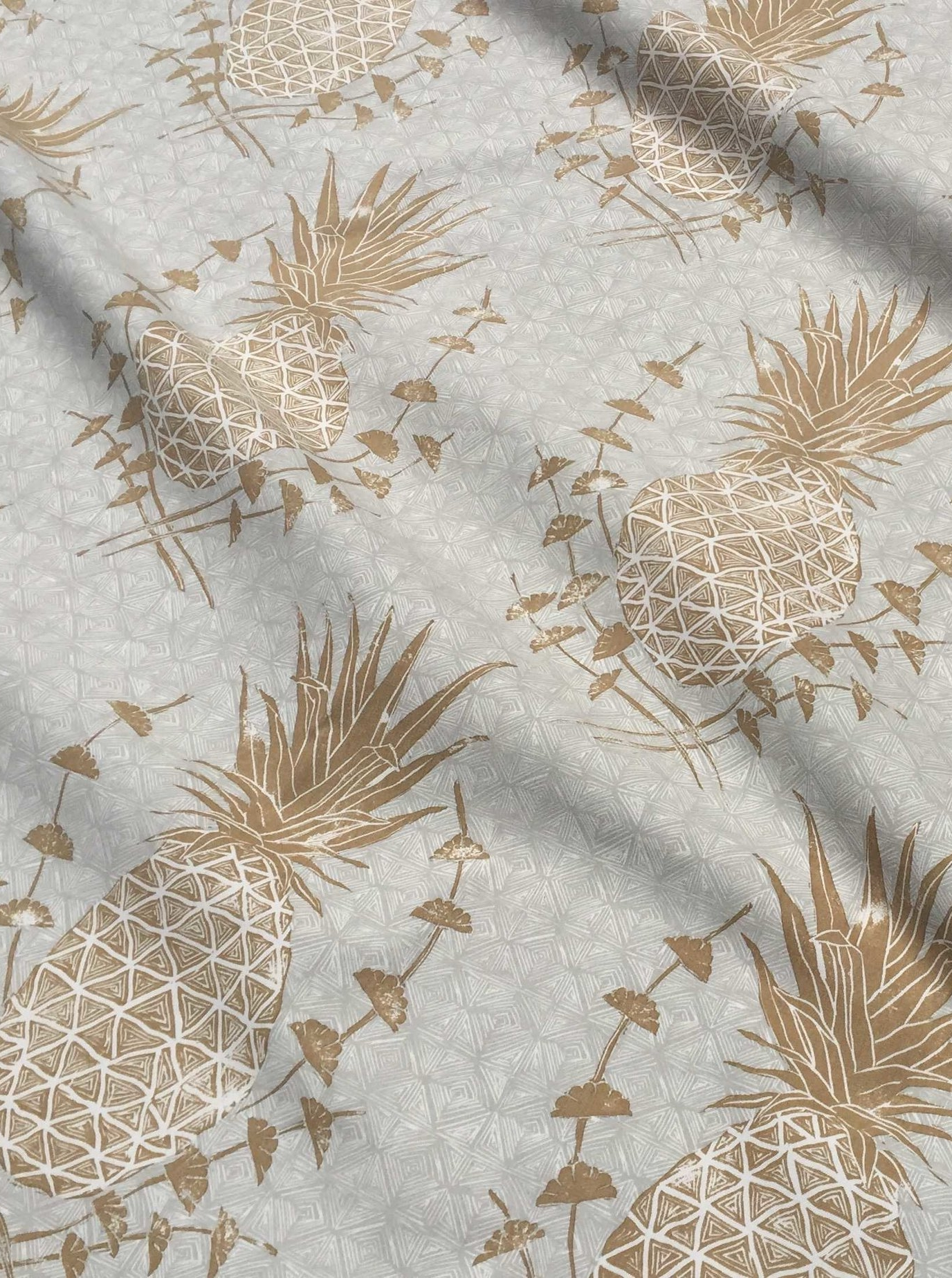 Royal Pineapple in Khaki, KF210-02