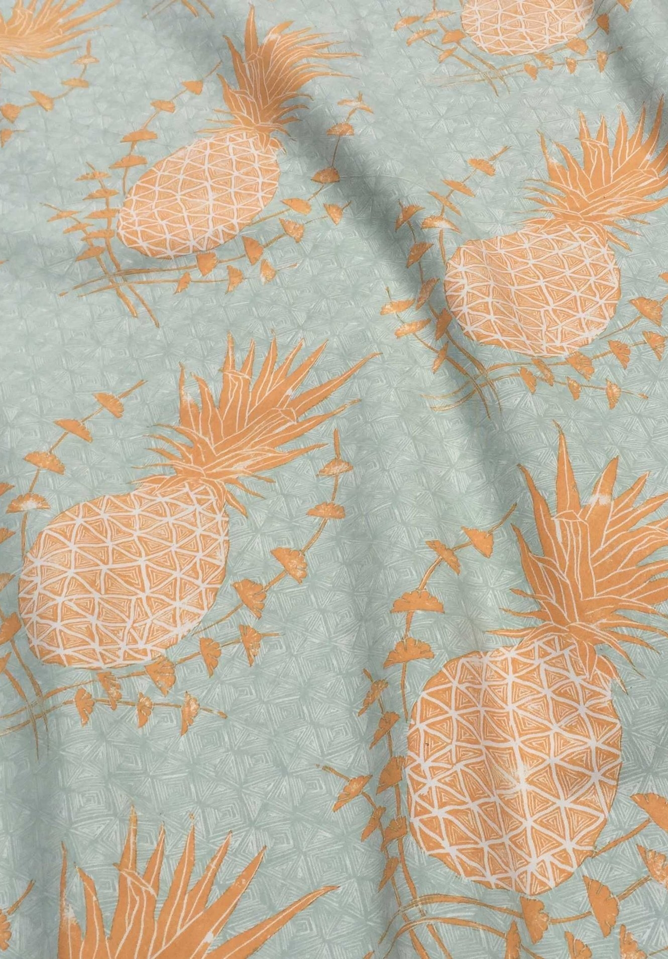 Royal Pineapple in Saffron, KF210-05