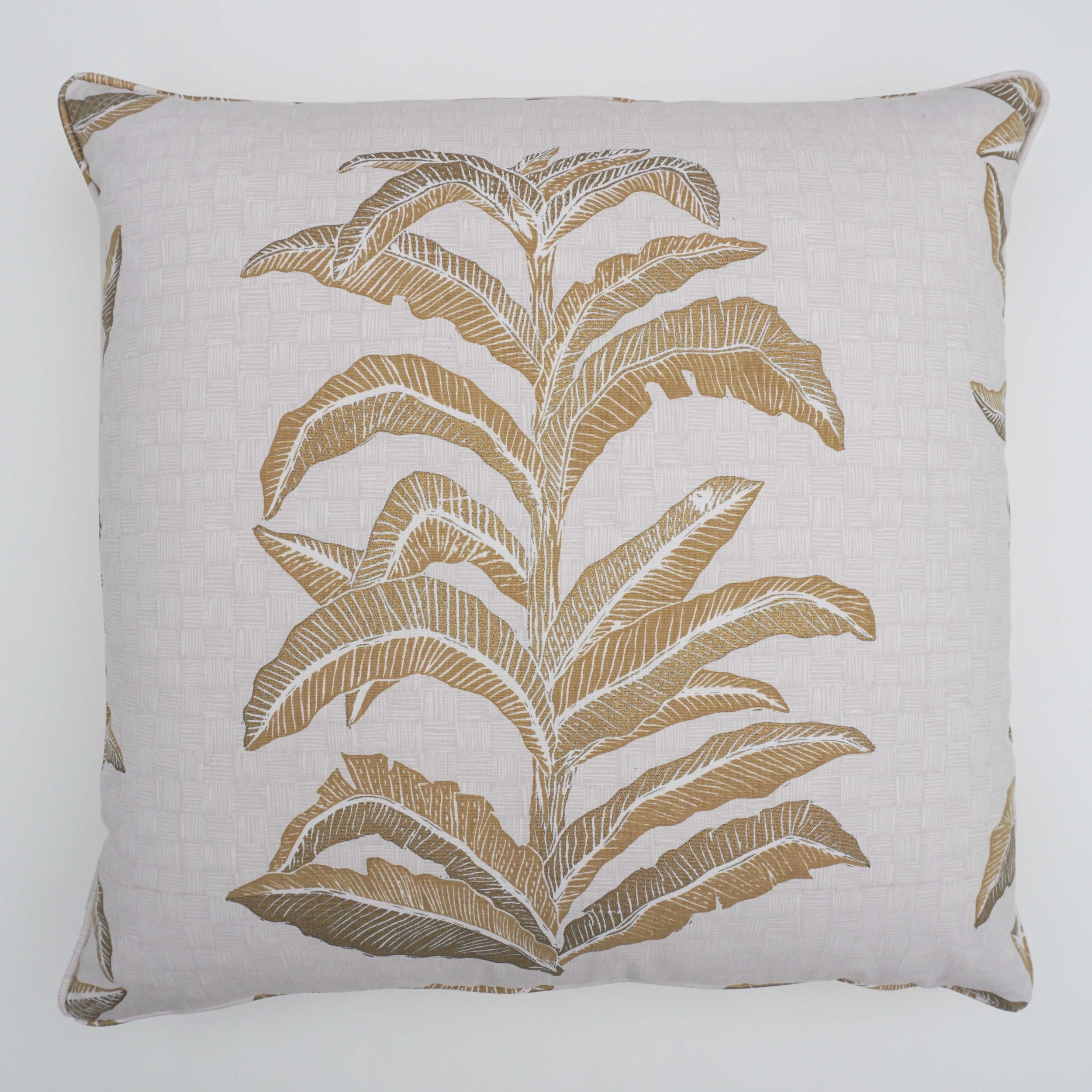 Banana Leaf in Gold, KF201-04P
