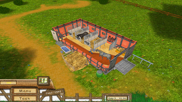 The 2005 game, My Riding Stables: Your Horse World