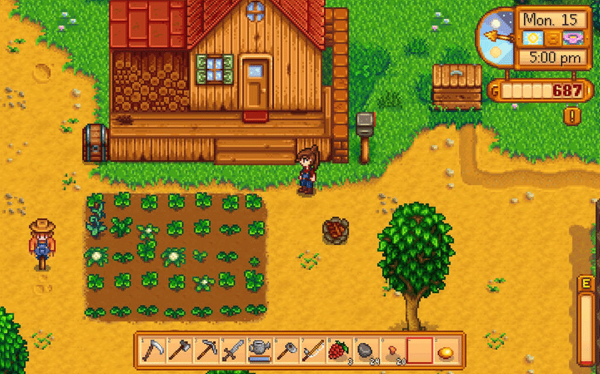 Stardew Valley is a wonderful game, but the horse in it may as well be a bicycle for its mechanical complexity.