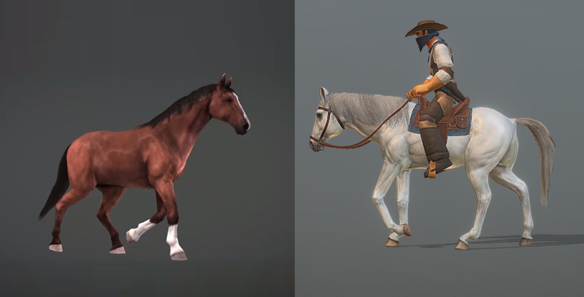The Most Popular Unity Asset for Horse Animation has a Fatal