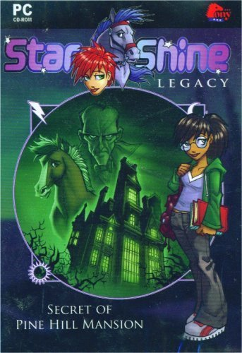 Cover art for one of the original Starshine Legacy games