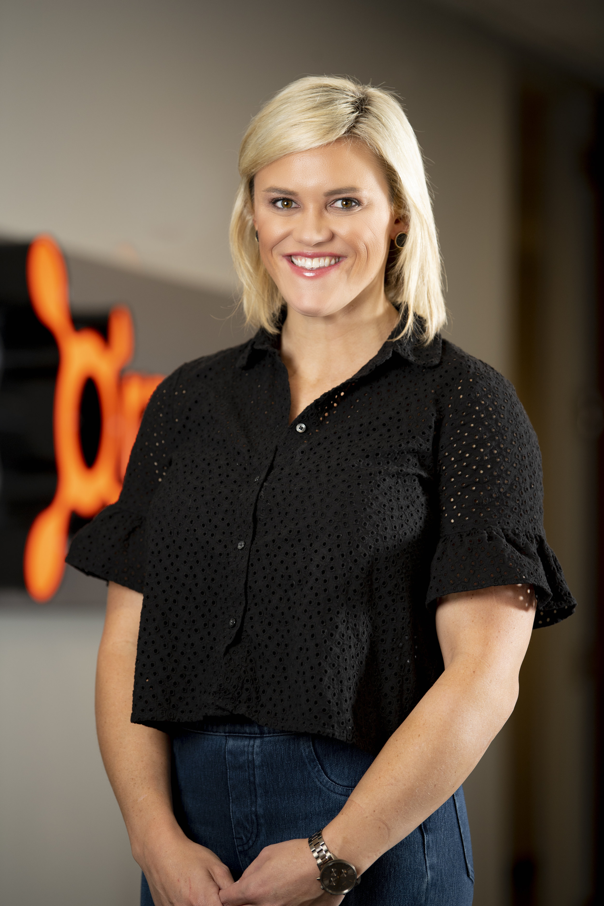 Jessica Claussen - National Director of FitnessJessica is the National Director of Fitness. She started with Orangetheory in 2013 as a member and quickly fell in love with the workout. She joined the Orangetheory Fitness team as a coach in 2014, and later transitioned into management and development of fitness. She graduated from Auburn University with a degree in Psychology. Jessica loves working out and Auburn football.