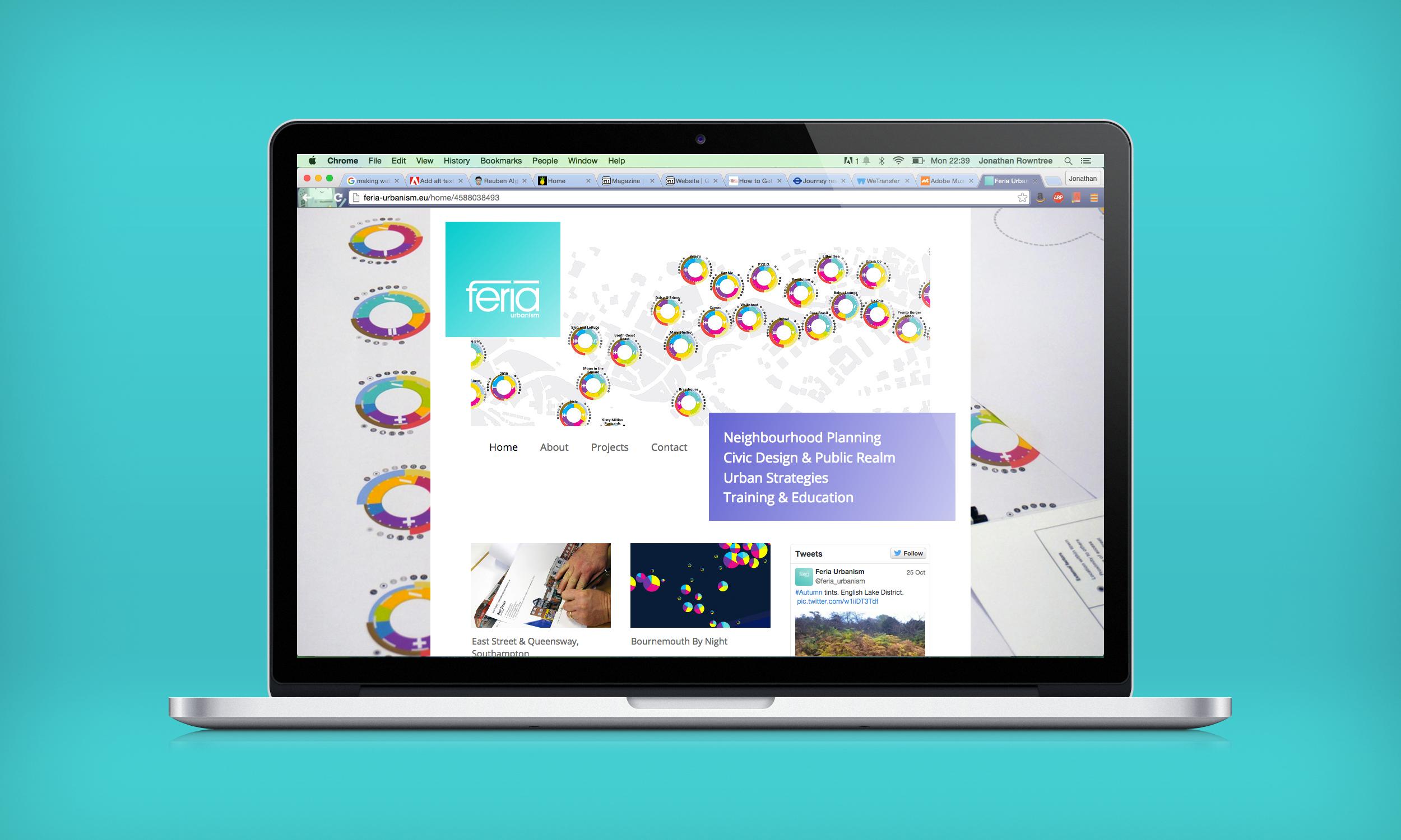 Feria Web Design