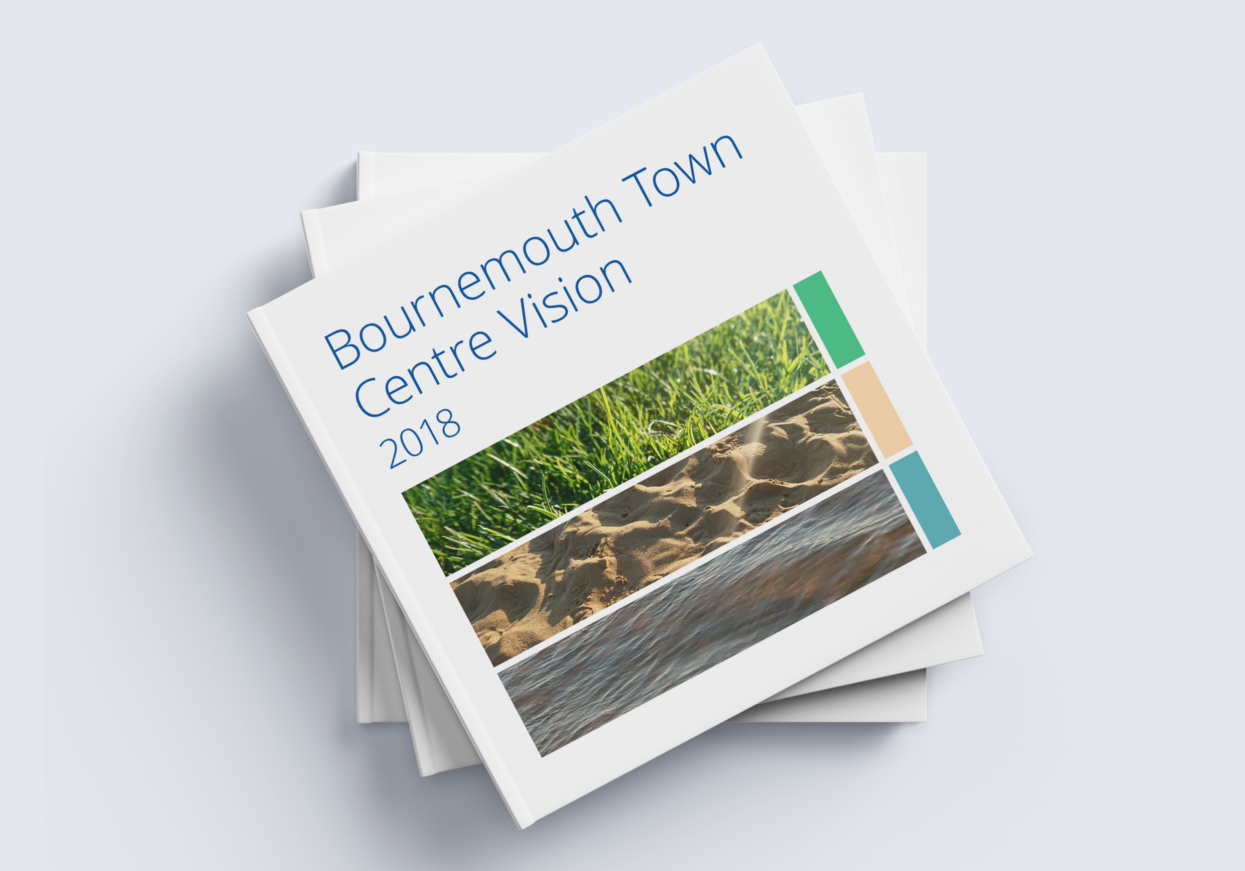 Bournemouth Vision Book Design