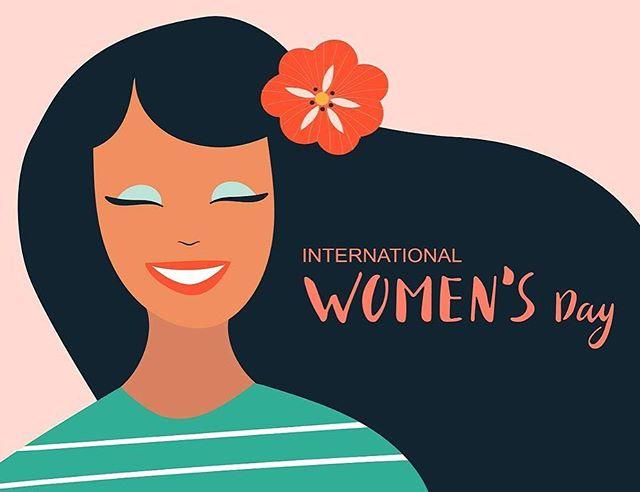 Happy International Women's Day! #livewelldogood #quotes #womensday #whoruntheworld