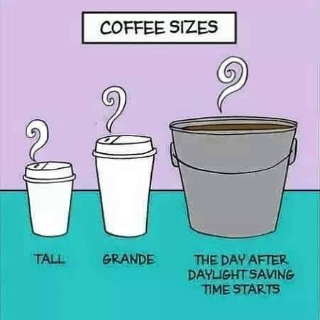 Anyone else? #daylightsavings #coffee #exhaustion #livewelldogood