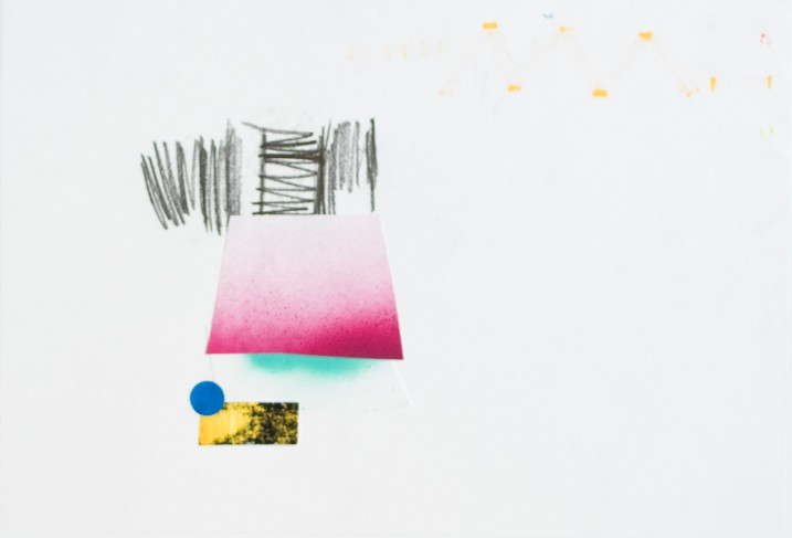 Untitled Collage, 2011