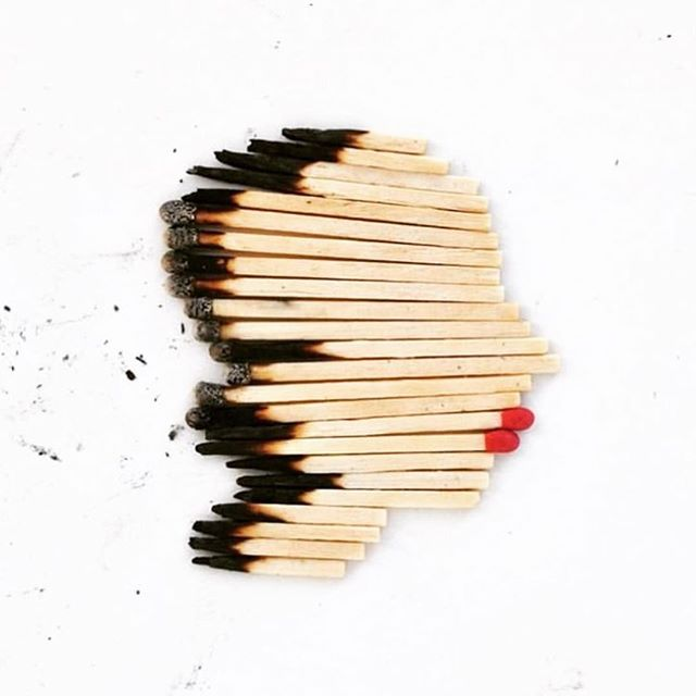 Future is female and it's fire. 🔥 💋 • via @arnaldpomotz ・・・ @nicholaslevesque via @itisartime
