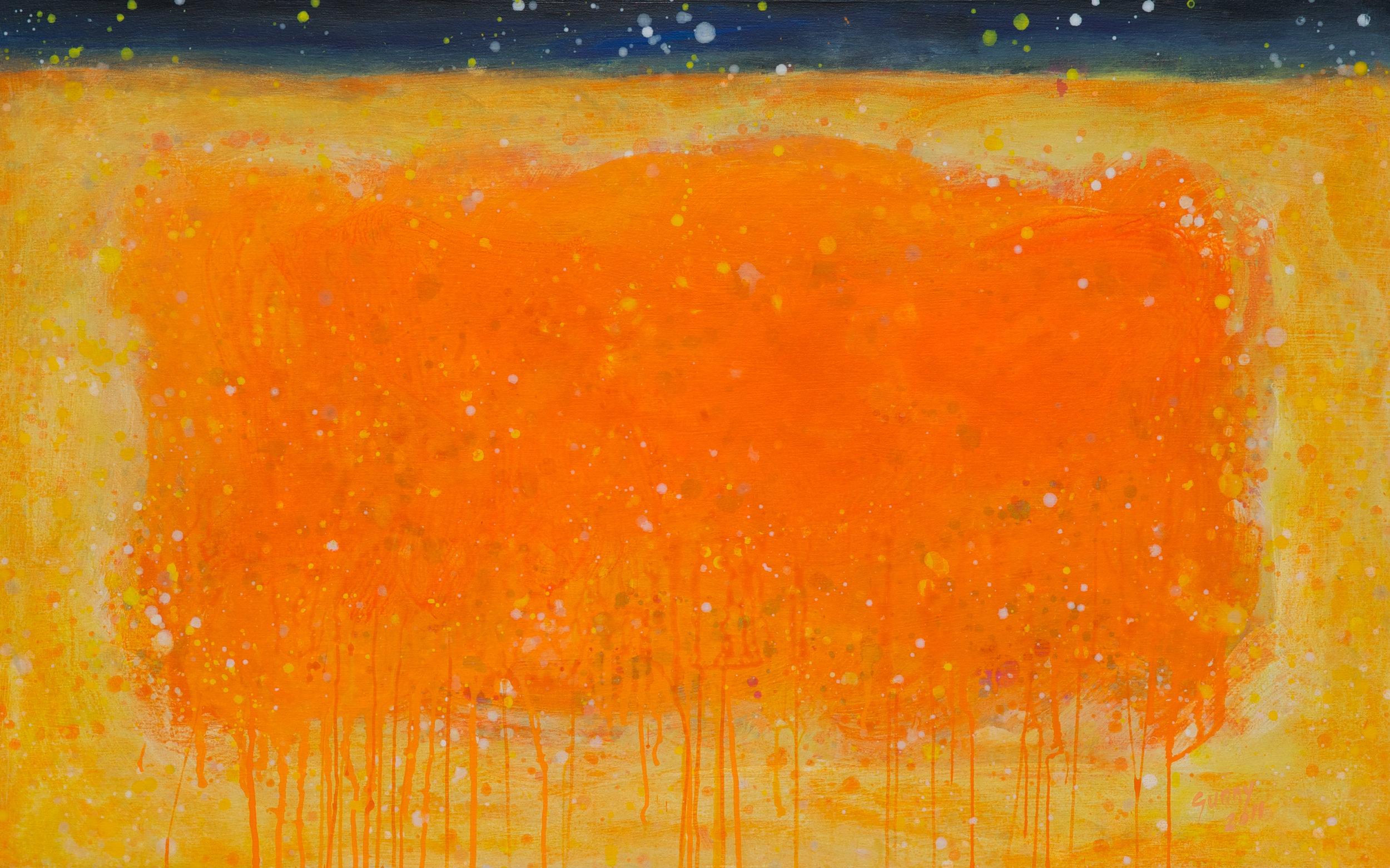 Cosmic Dream (Orange)
