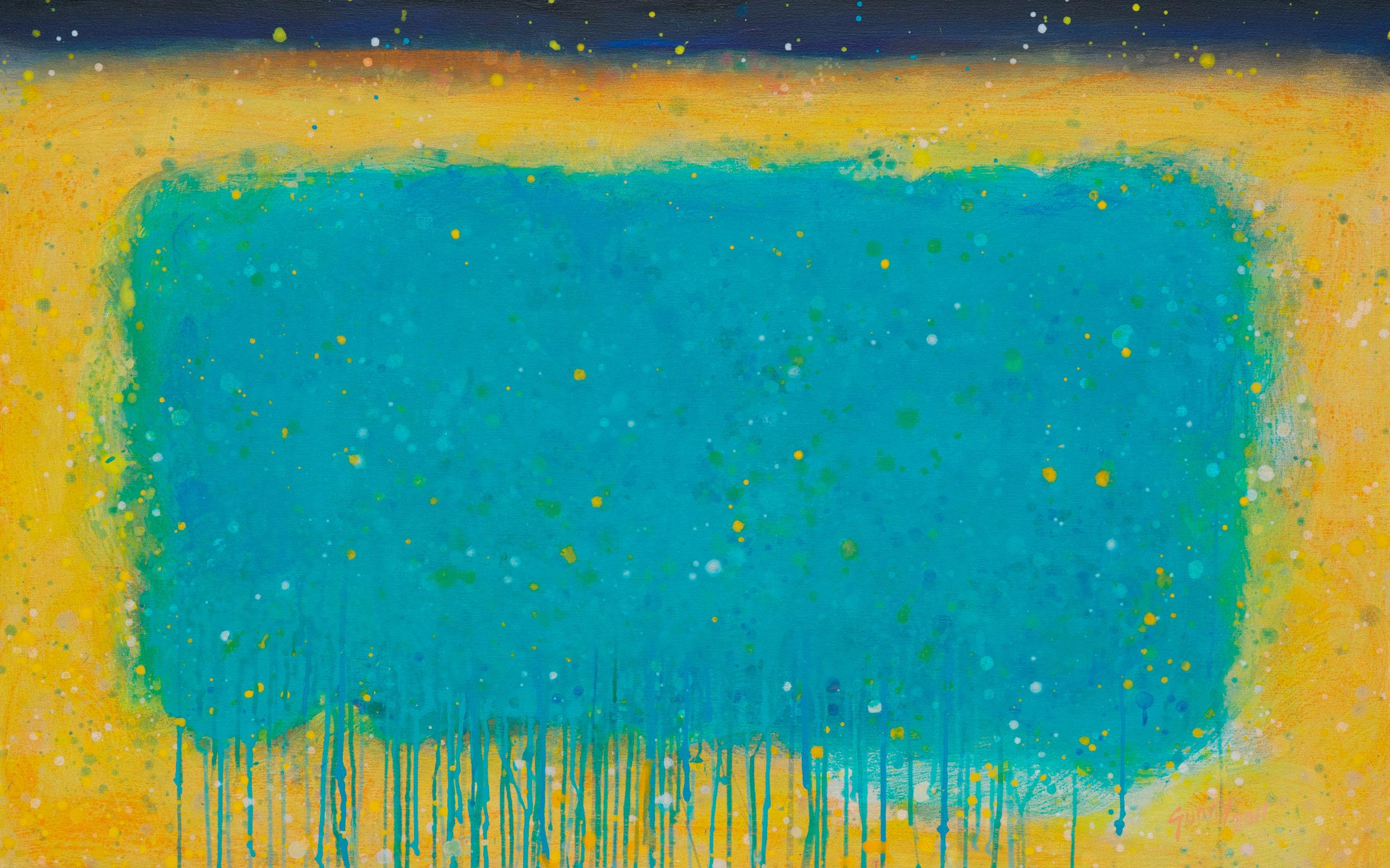 Cosmic Dream (Blue)