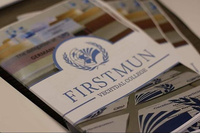 Chair applications are open now! You can sign in until the 13th of October!  sg@firstmun.nl