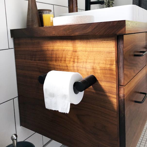 Toilet paper holder -