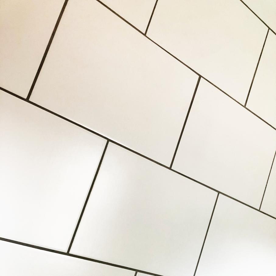 Wall tile -