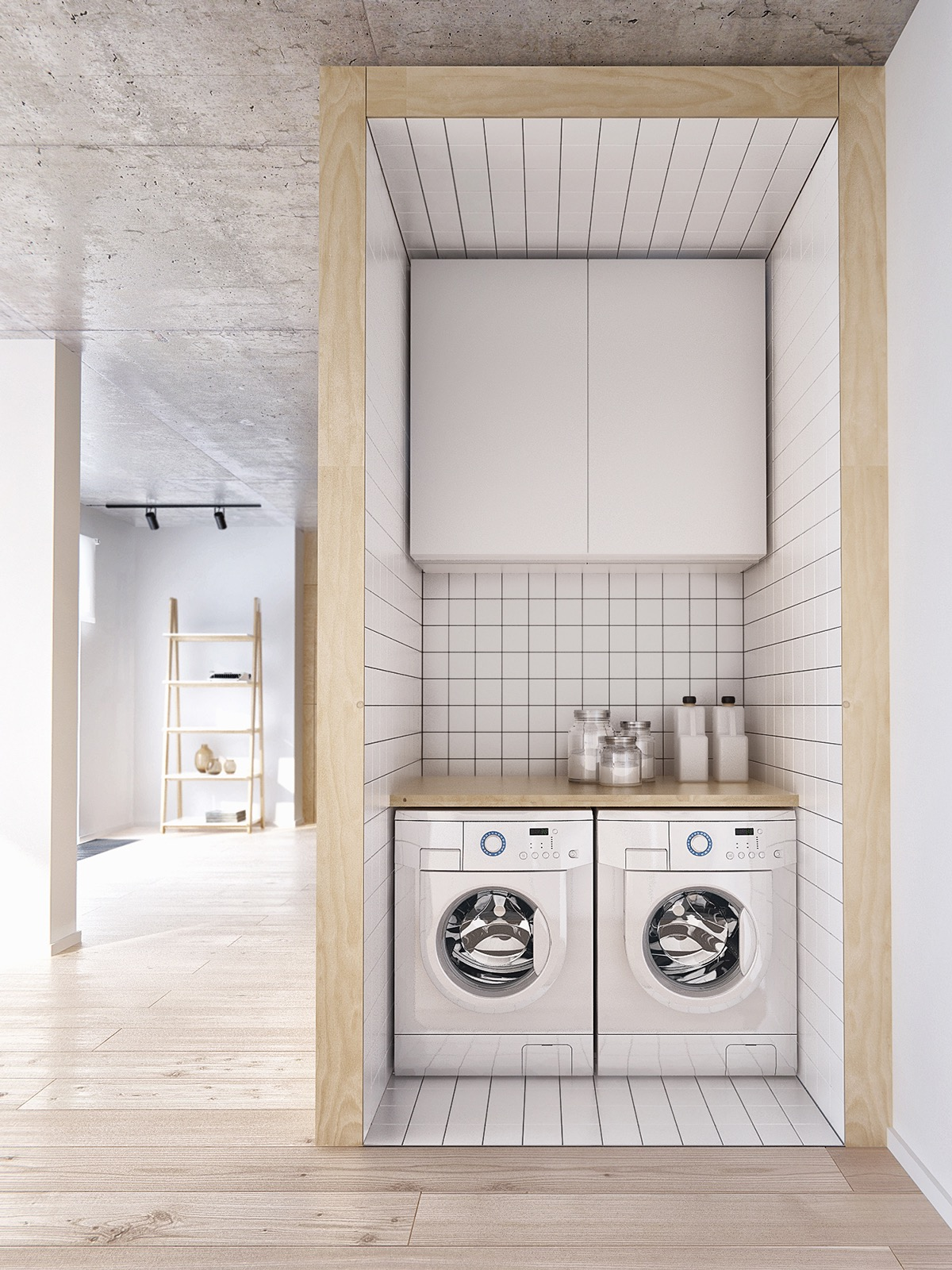 Trendy-modern-small-space-laundry-area-with-subway-tiles.jpg