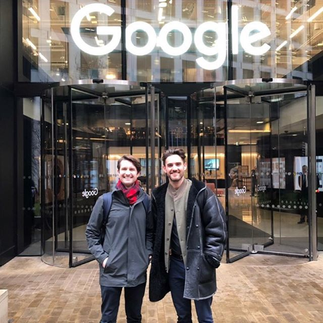 Doing our @mindfultalent corporate thing with my big dog Ali G! @alister_gray_coach ⠀⠀⠀⠀⠀⠀⠀⠀⠀ ⠀⠀⠀⠀⠀⠀⠀⠀⠀ Another great session with @google always inspires me working with the openminded, forward thinking teams in this business. Yesterday was a bite sized session combining coaching and breathwork to access flow state, ramp up productivity- while keeping peace of mind. ⠀⠀⠀⠀⠀⠀⠀⠀⠀ ⠀⠀⠀⠀⠀⠀⠀⠀⠀ Snap shot... ⠀⠀⠀⠀⠀⠀⠀⠀⠀ ⠀⠀⠀⠀⠀⠀⠀⠀⠀ 1) Eliminate external distractions (Phone, notifications, emails, people etc) ⠀⠀⠀⠀⠀⠀⠀⠀⠀ 2) Eliminate Internal distractions (Mind chatter) and access flow state through breathwork 3) Uni tasking & applying Parkinson's Law. ⠀⠀⠀⠀⠀⠀⠀⠀⠀ ⠀⠀⠀⠀⠀⠀⠀⠀⠀ Parkinson's Law – work expands to fill the time available for its completion – means that if you give yourself a week to complete a two hour task, then (psychologically speaking) the task will increase in complexity and become more daunting so as to fill that week. It may not even fill the extra time with more work, but just stress and tension about having to get it done. By assigning the right amount of time to a task, we gain back more time and the task will reduce in complexity to its natural state. #WINNING! . . . . ⠀⠀⠀⠀⠀⠀⠀⠀⠀ #breathpod #mindfultalent #breath #coaching #productivity #lifehack #change #domore #peace #google  #corporateworkshop #breathe #breath #inhale #exhale #parkinsonslaw #coachlife #mind #skill #tunein #awake #love #live #life #learn #corporateworkshop #london #conscious #business ⠀⠀⠀⠀⠀⠀⠀⠀⠀ ⠀⠀⠀⠀⠀⠀⠀⠀⠀ ⠀⠀⠀⠀⠀⠀⠀⠀⠀