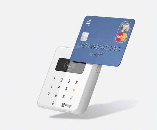 sum up card reader