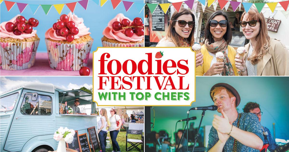 Brighton food festival- street food