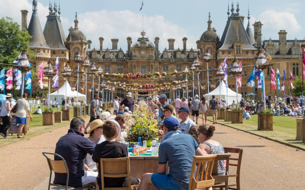 vive la crepe uk waddesdon manor