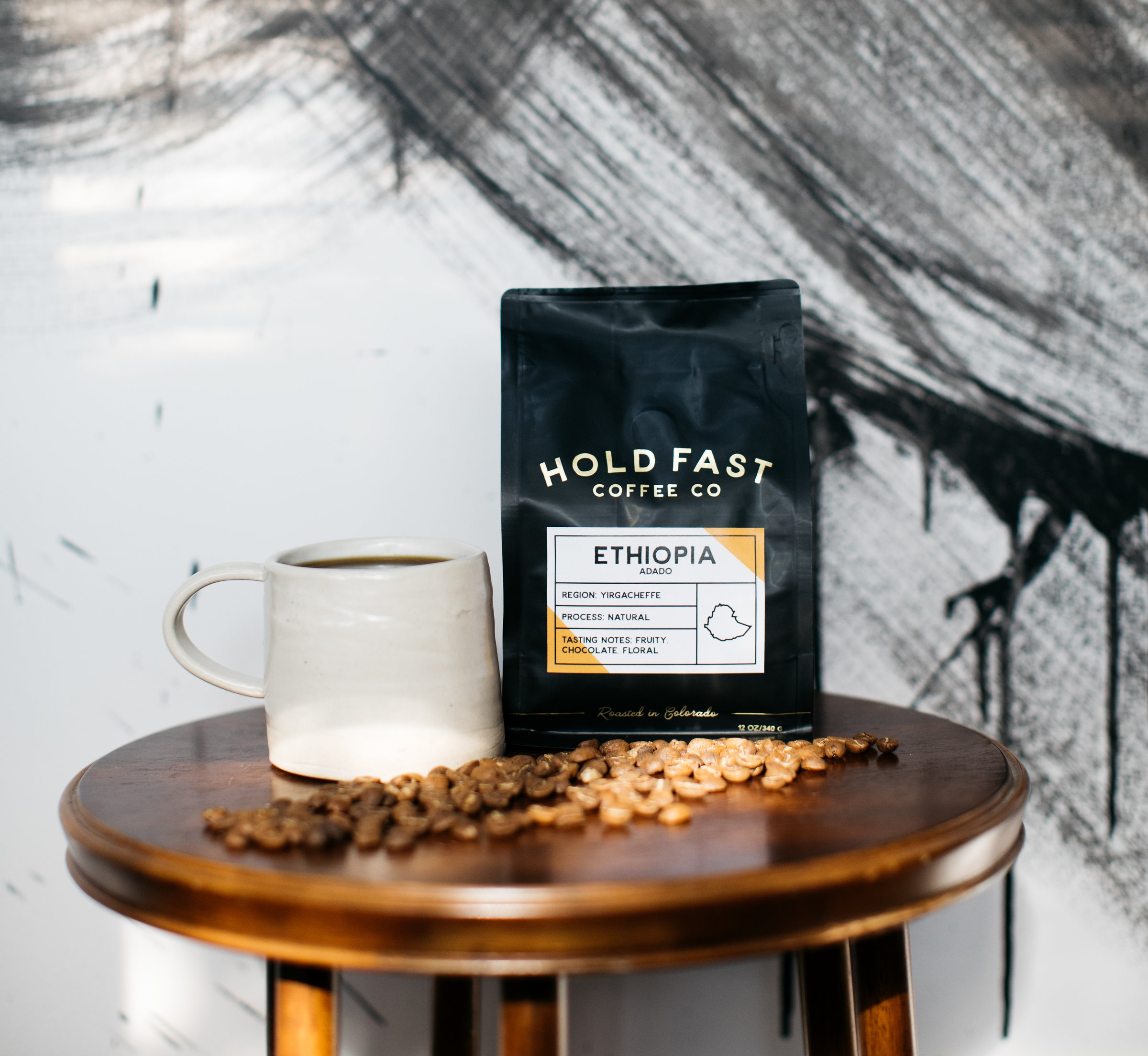 We Brew Great Coffee. - We love coffee. It's our passion, our focus, our inspiration. We serve coffee from our roastery, Hold Fast Coffee Co, so that we can ensure that every shot is perfectly dialed in and every drink is just like you like it.