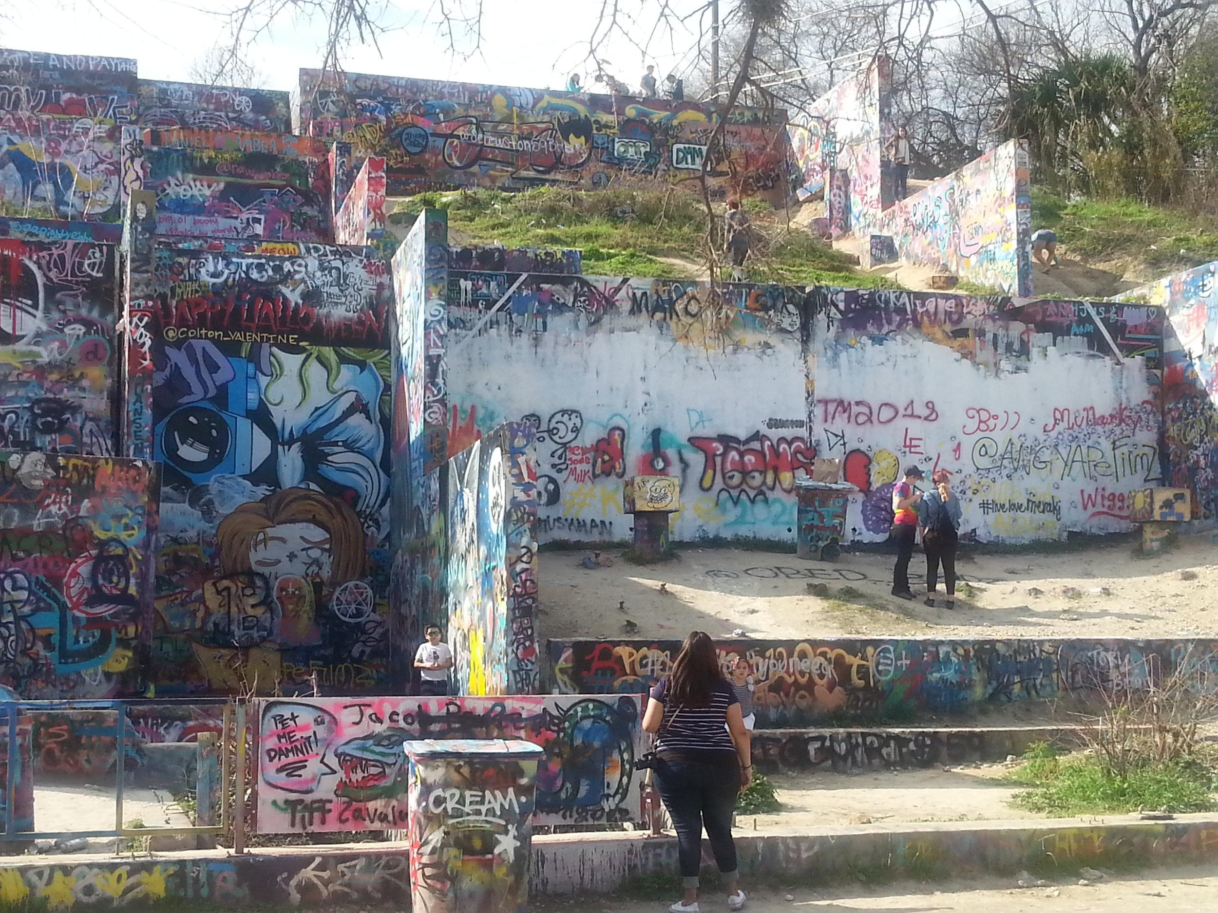 Hope Outdoor Gallery, Austin, Texas (picture: Brent Petersen)