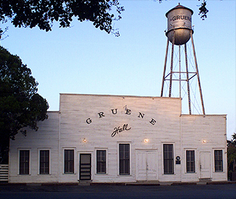 Gruene Dance Hall, New Braunfels, Texas