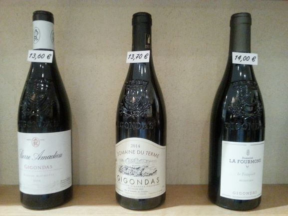 Great wines from the Gigondas region for well under $20 a bottle! (photo: Brent Petersen)