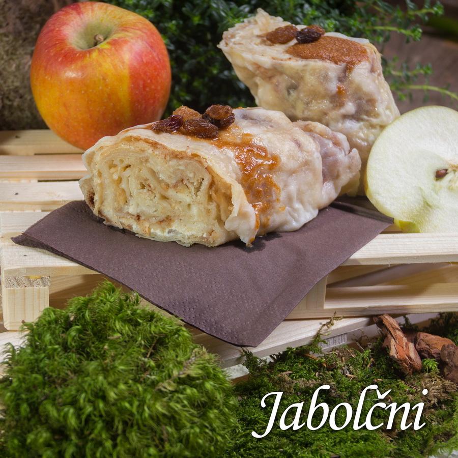 Apple Štruklji from Moji Štruklji