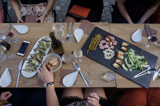 Food tours from Ljubljana Yum