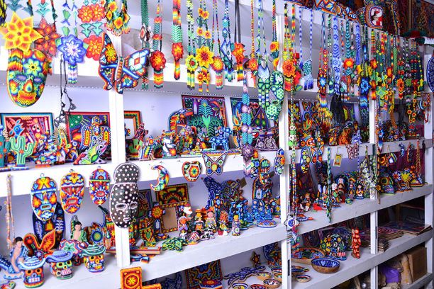 Centro Artesanal La Ciudadela, Mexico City
